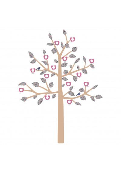 STICKER GEANT - FAMILY TREE LIBERTY