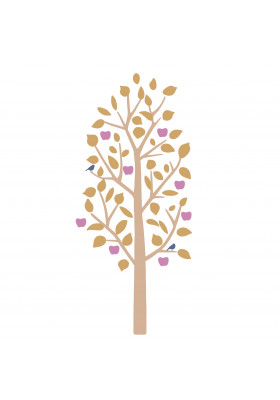 SMALL APPLE TREE MUSTARD