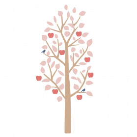 SMALL APPLE TREE PINK