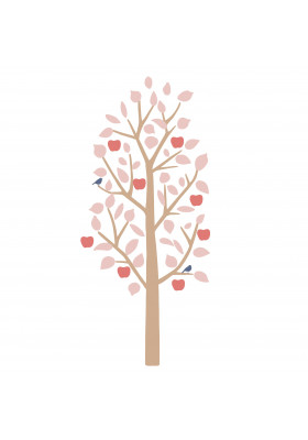 SMALL APPLE TREE ROSE