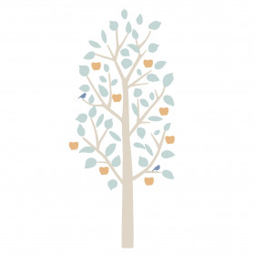 SMALL APPLE TREE LIBERTY baby blue