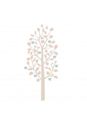 SMALL APPLE TREE bébé rose