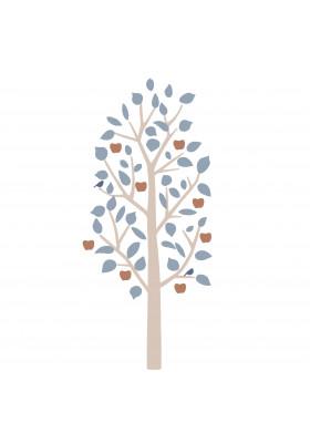 SMALL APPLE TREE BLEU
