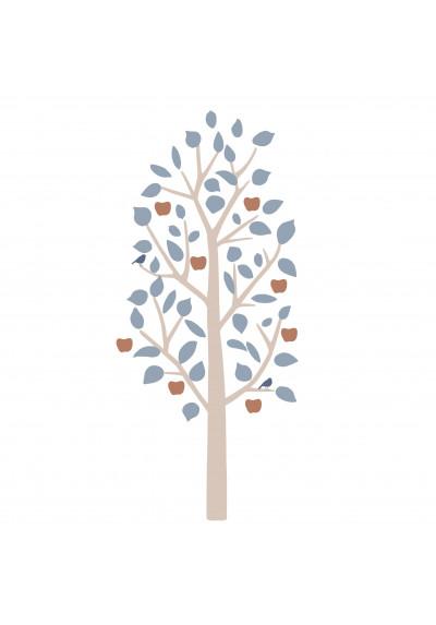 SMALL APPLE TREE BLUE