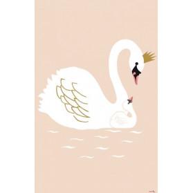 Swan - Poster