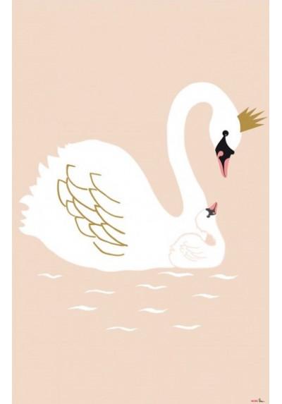 Poster Swan