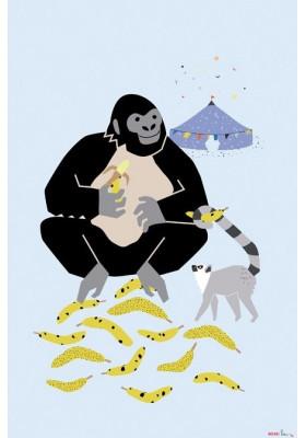 Poster - Gorilla