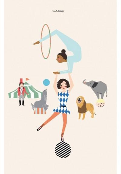 Poster Circus