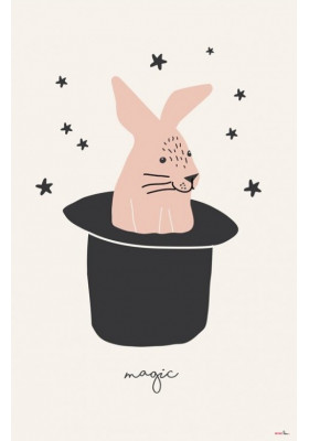 Poster Magic Rabbit