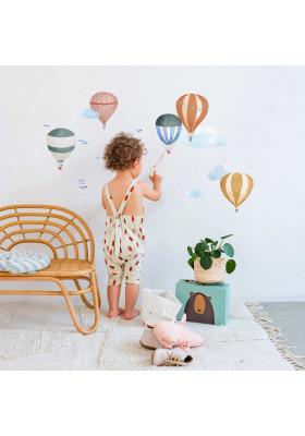 Sticker - Watercolor balloons