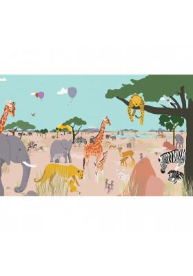 Papier peint XL - Safari