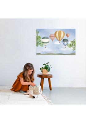 Poster - balloon