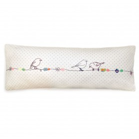 String of pearls -  Long cushion